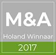 M&A Holand Winnaar 2017
